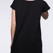 blaQ Loose Fit Dress back