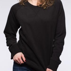 blaQ Sweatshirt front